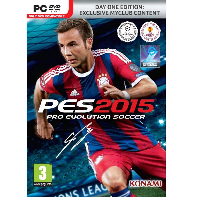 Игра Pro Evolution Soccer 2015 за PC image