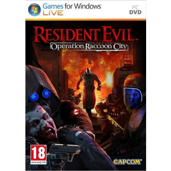 Игра Resident Evil: Operation Raccoon City, за PC image