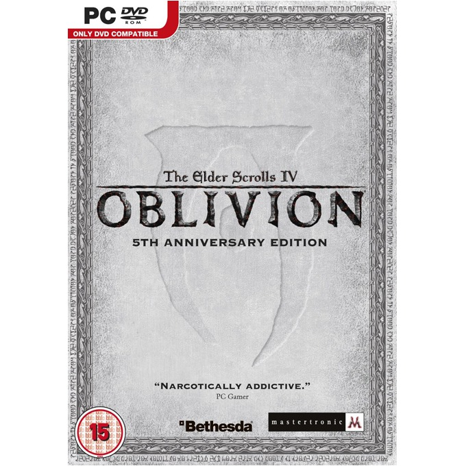 Игра The Elder Scrolls IV Oblivion - 5th Anniversary Edition, за PC image