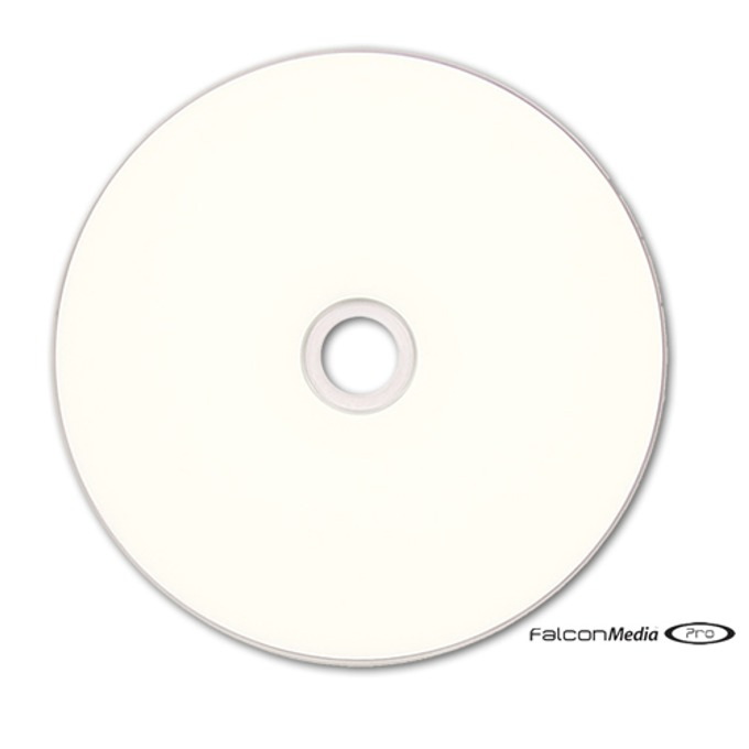 FalconMedia DVD minus Thermal White