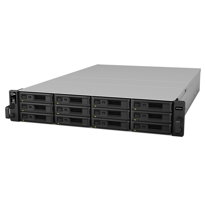 "Мрежови диск (NAS) Synology RX1216SAS, Ultimate SAS & SATA Storage, 12 слота SATA3 2.5""/3.5"", 2x MiniSAS IN-port, 2x MiniSAS OUT-port image"
