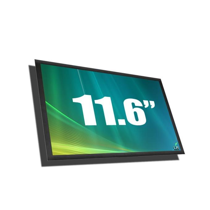 "Матрица за лаптоп Samsung LTN116AT02, 11.6"" (29.46cm), WXGAP+ 1366:768 pix, гланцирана image"