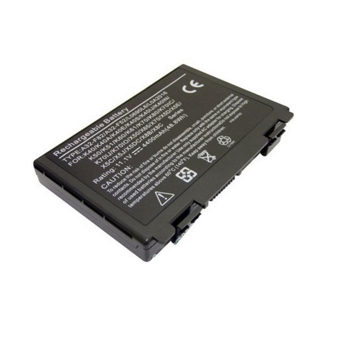 Батерия за ASUS F52 F82 K40 K50 K51 K60 K70 X5