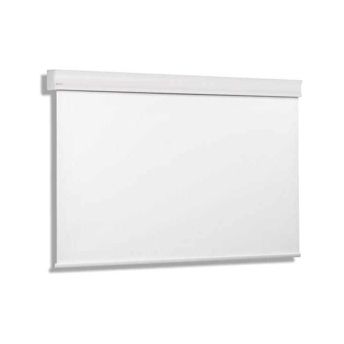 """Екран Avers CUMULUS 18 MW, стенен/таванен монтаж, Matt White, 180 x 180 см, 100"""" (254 cm), 1:1 image"""