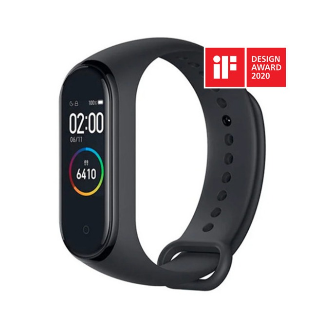 Xiaomi Mi Band 4 GLOBAL Black