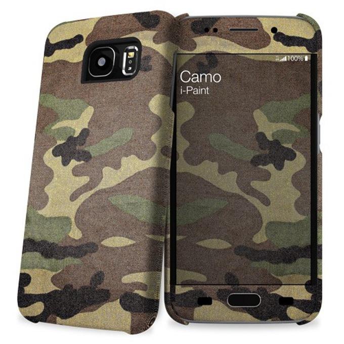 Протектор iPaint Camo HC Case за Galaxy S6 image