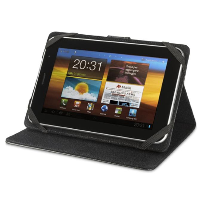 Калъф за таблет Sycell за мобилни устройствa до 10.1'(25,65 cm), стойка, черен image