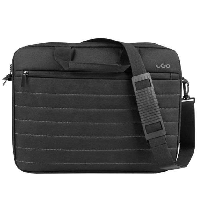 "Чанта за лаптоп Asama BS200, до 14.1"" (35.81 cm), черна image"
