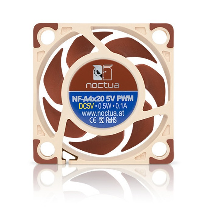 Вентилатор 40mm, Noctua NF-A4x20-5V-PWM, 4-Pin pwm, 5000 rpm image