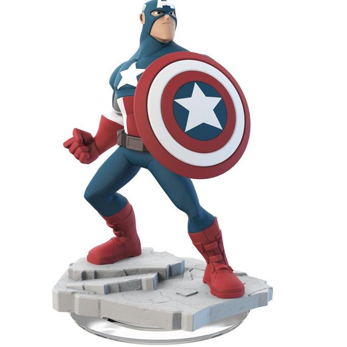 Disney Infinity 2.0: Captain America, за PS3/PS4, Wii U, XBOX 360/XBOX ONE, PC image