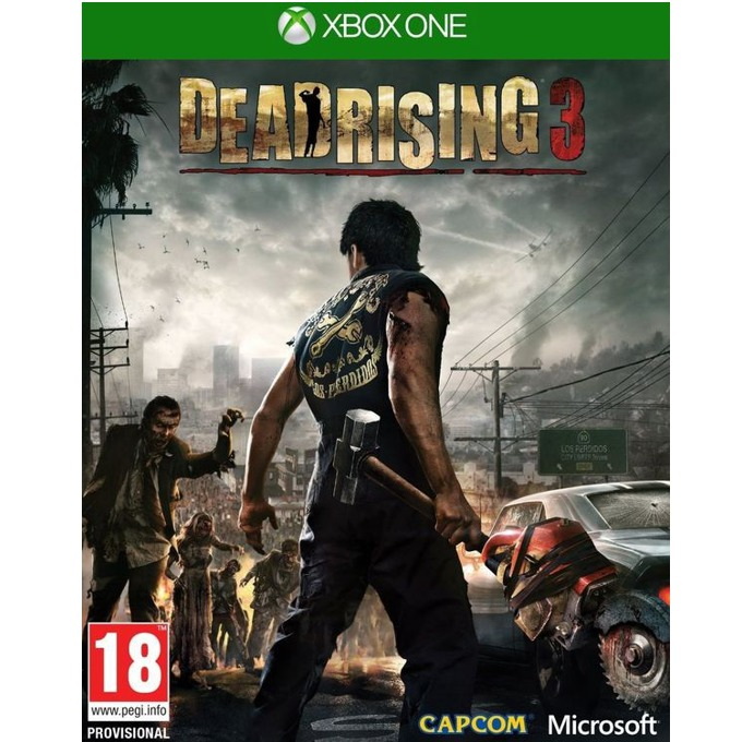 Dead Rising 3, за Xbox One image