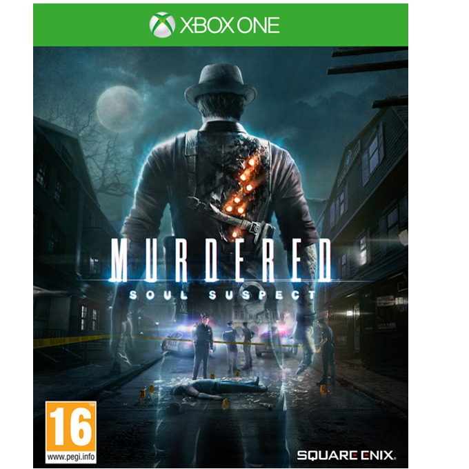 Игра за конзола Murdered: Soul Suspect, за XBOX ONE image