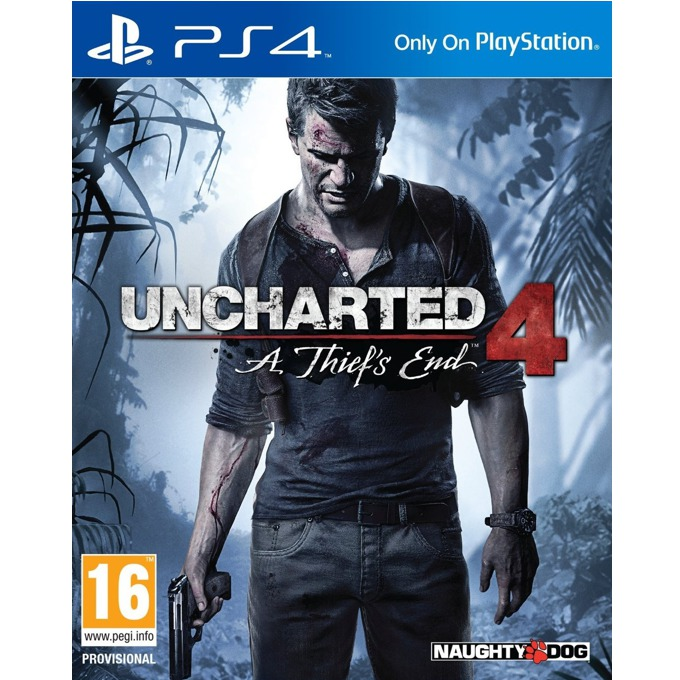 Uncharted 4: A Thief's End Standard Plus Edition, за PS4 image
