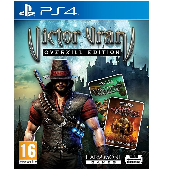 Victor Vran: Overkill Edition, за PS4 image