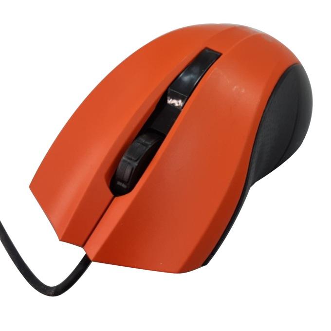 Мишка Jedel M15, оптична (800 dpi), USB, червена image