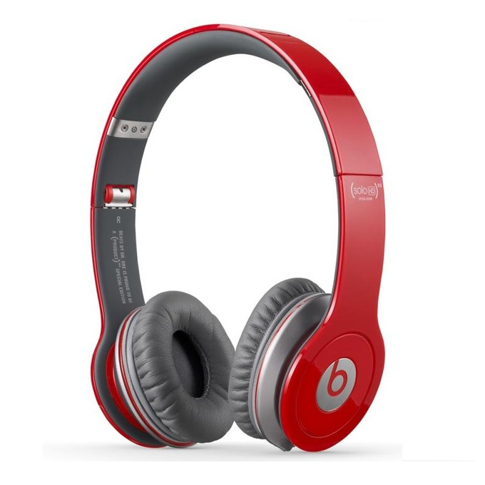 Beats by Dre Solo HD On Ear Red product