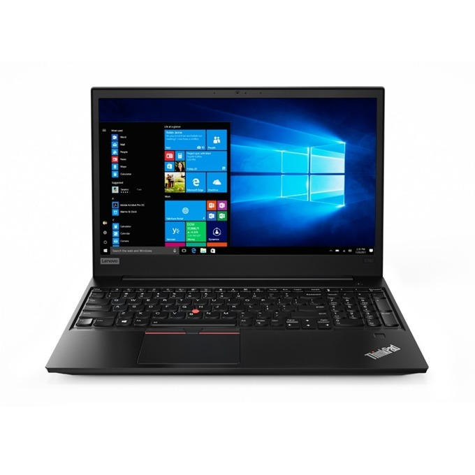"Лаптоп Lenovo ThinkPad Edge E580 (20KS003BBM_3), четириядрен Kaby Lake R Intel Core i7-8550U 1.8/4.0 GHz, 15.6"" (39.62 cm) Full HD IPS Anti-Glare Display, (HDMI), 8GB DDR4, 1TB HDD & 256GB SSD, 1x USB 3.0 Type-C, Windows 10 image"
