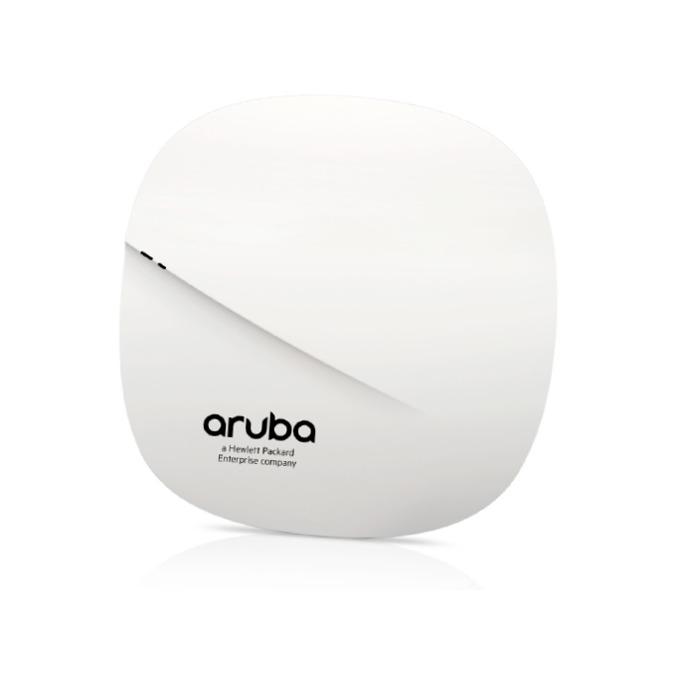 Аксес пойнт HPE Aruba IAP-305 (RW) Instant, 2.4GHz(300Mbps)/5GHz(1300Mbps), 1xLan 10/100/1000 PoE, 3x вътрешни антени image