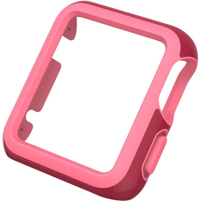 Страничен протектор Speck CandyShell Fit за Apple Watch 42mm CandyShell Fit, розов image