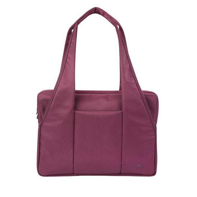 """Чанта за лаптоп Rivacase 8291 до 15.6"""" (39.60cm), полиестер, лилава image"""