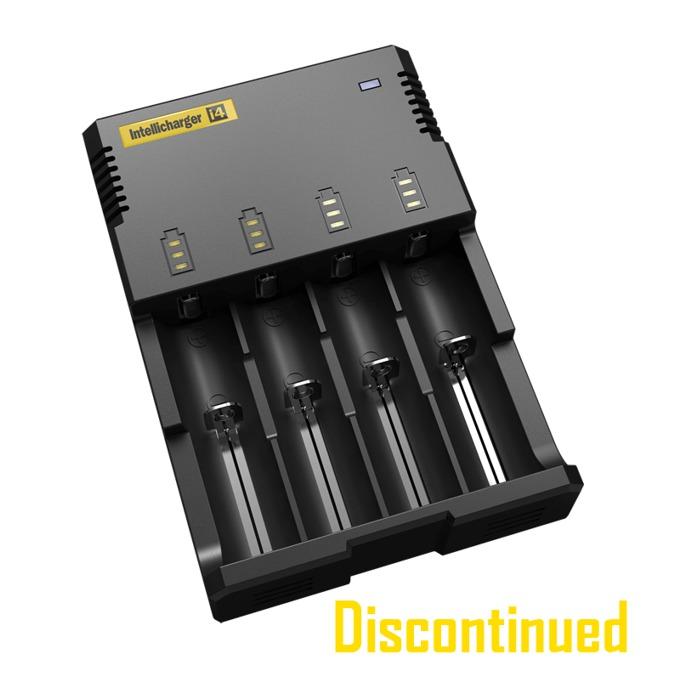 Зарядно устройство Nitecore i4