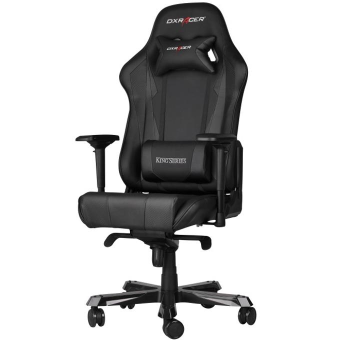 Геймърски стол DXRacer King OH/KX28/N, черен image