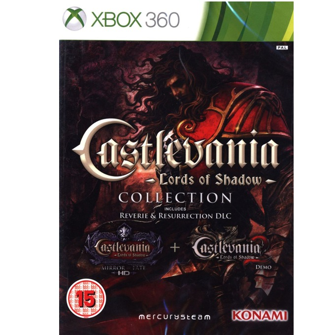 Игра за конзола Castlevania: Lords of Shadow Collection, за Xbox 360 image
