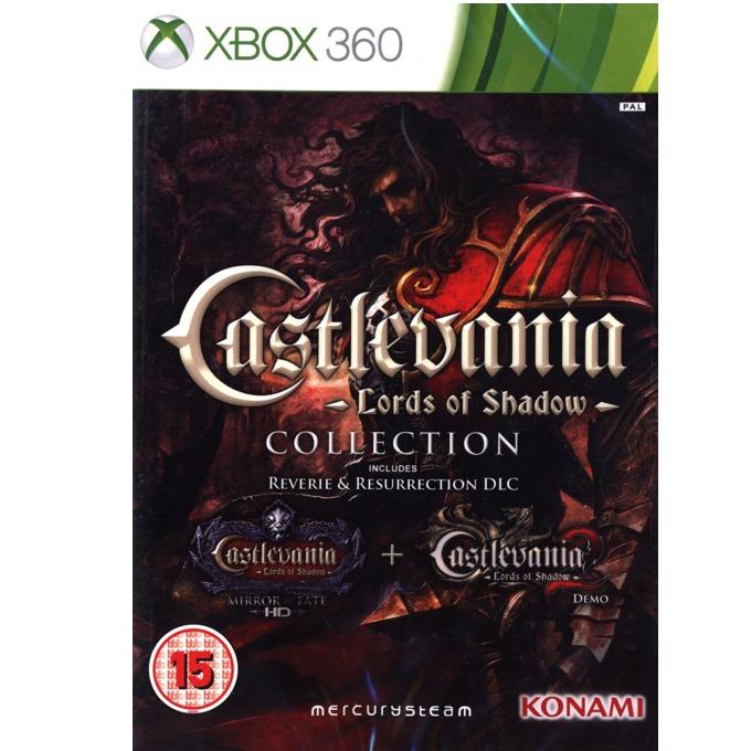 Игра за конзола Castlevania: Lords of Shadow Collection, за Xbox 360 image