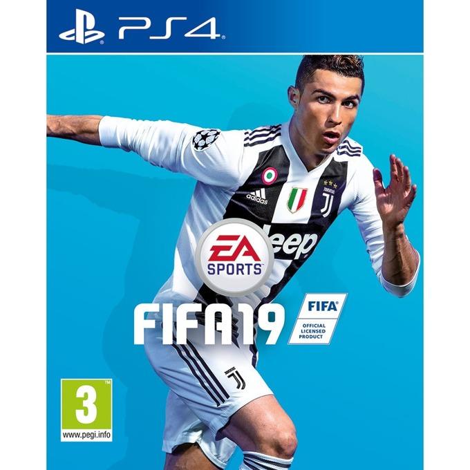 Игра за конзола FIFA 19, за PS4 image