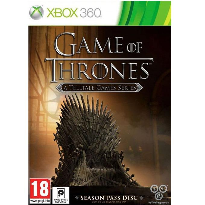 Игра за конзола Game of Thrones Season 1, за XBOX 360 image