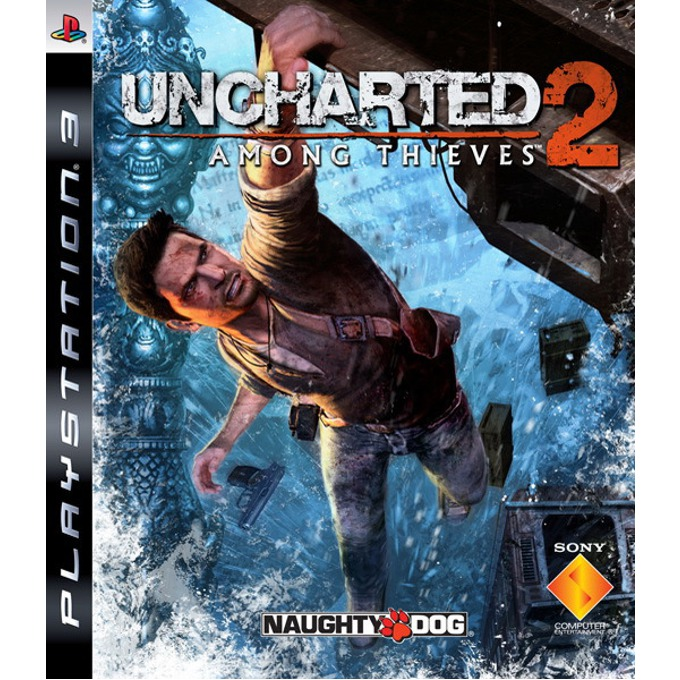 Uncharted 2: Among Thieves - Platinum, за PlayStation 3 image