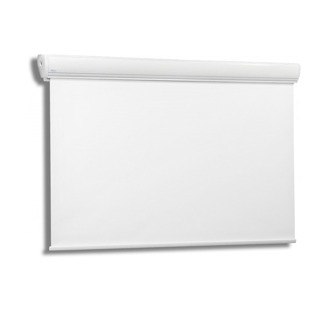 "Екран Avers AKUSTRATUS 2 21 MWP, стенен/таванен монтаж, Matt White P, 210 x 210 см, 117"" (297.18 cm), 1:1 image"