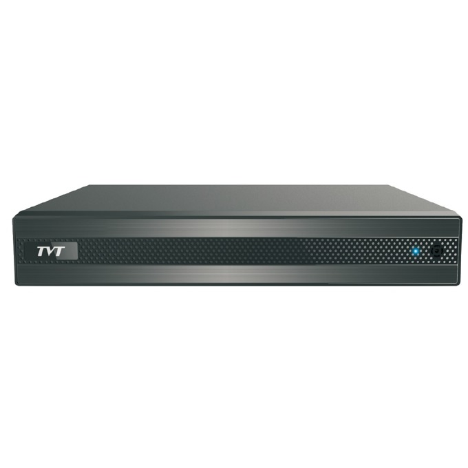 IP видеорекордер TVT TD-3104B1, 4 канала, H.265/H.264, 1x SATA, 2x USB, 1x LAN, 4x аудио входа през IPC image