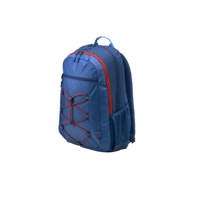 "Раница за лаптоп HP Active Backpack 1LU23AA, до 15.6"" (39.60cm), водоустойчива, тъмносиня image"