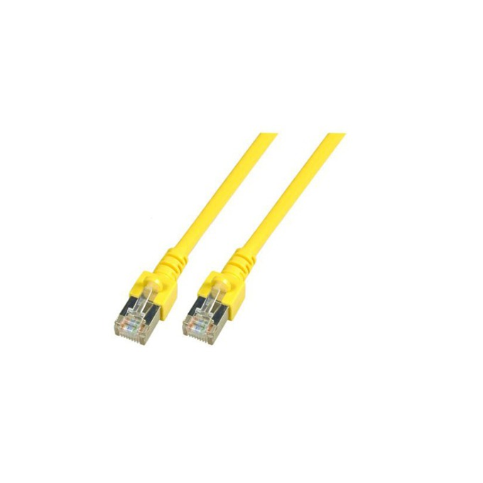 Пач кабел FTP EFB Elektronik, 2m, Cat 5E, жълт image
