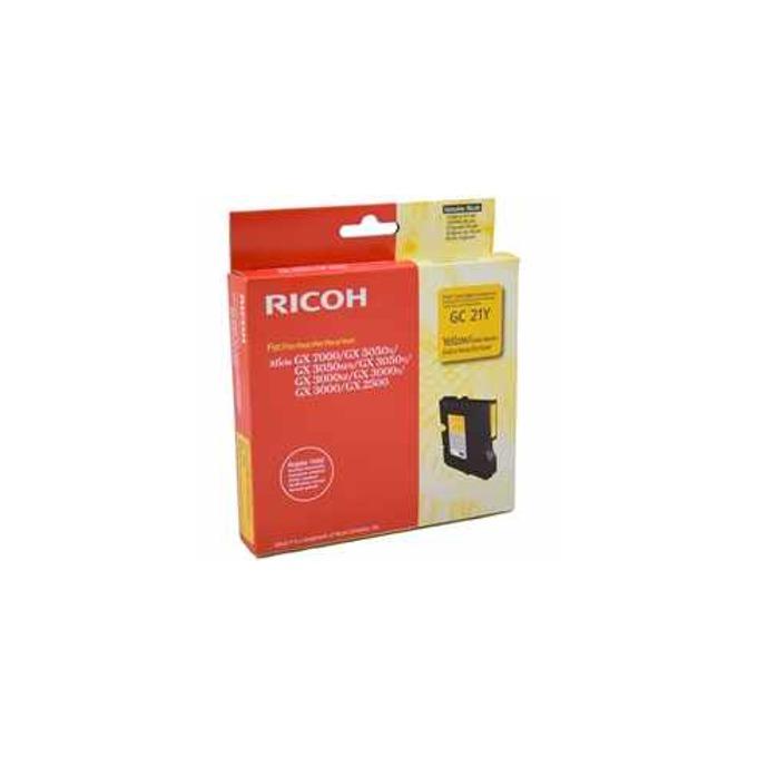 ГЛАВА ЗА RICOH GX 3000/3050N/5050N - Yellow - Type GC21Y - P№ 405535 image