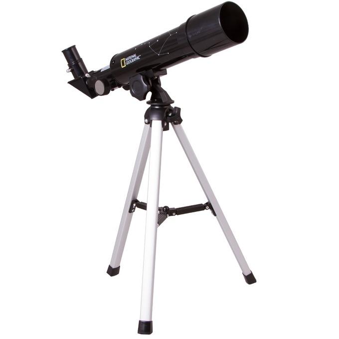 Телескоп Bresser National Geographic 50/360 AZ, 18–60x оптично увеличение image