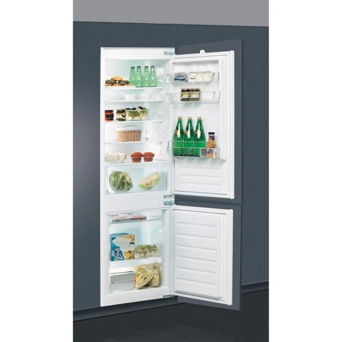 Хладилник с фризер Whirlpool ART 6502/A+, клас A, 275 л. общ обем, за вграждане, 299 kWh/годишно, инокс image