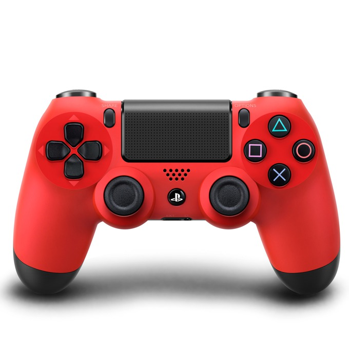 PlayStation DualShock 4 Red 9200994 product