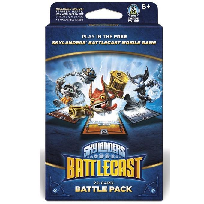Skylanders Battlecast Battle Pack - 22 карти product