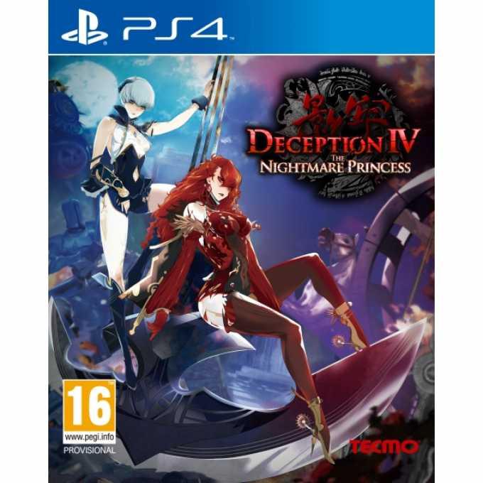 Deception IV: The Nightmare Princess, за PS4 image