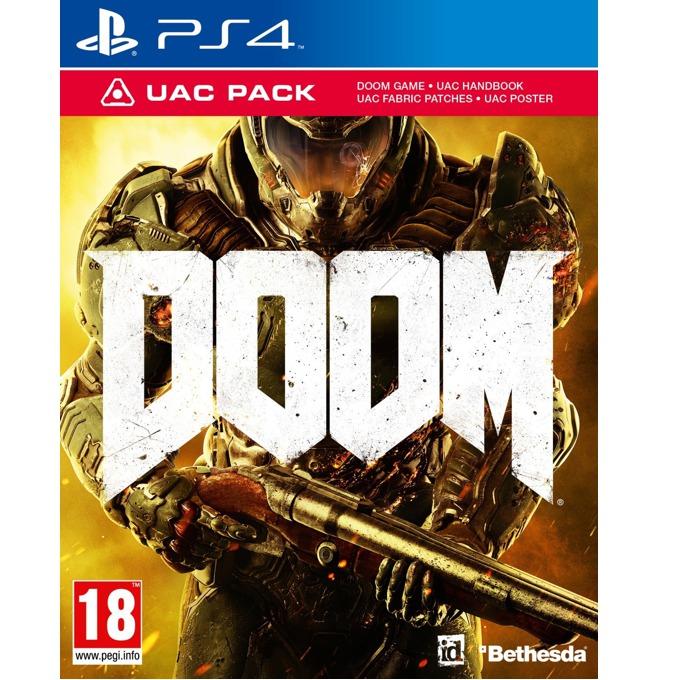 Игра за конзола DOOM UAC Edition, за PS4 image