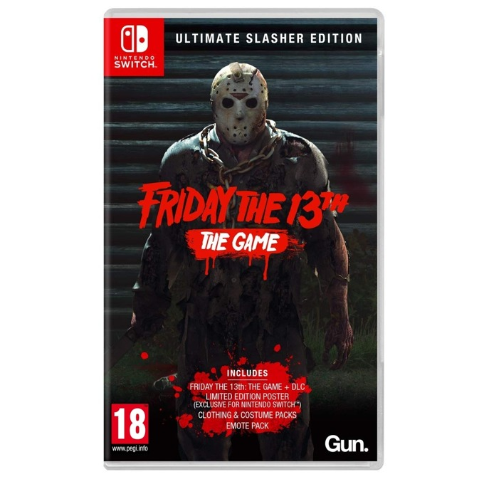 Friday the 13th: The Game Ultimate Slasher Switch product