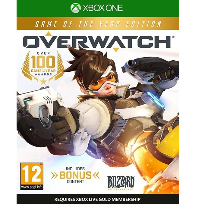 Игра за конзола Overwatch: Game of the Year Edition, за Xbox One image