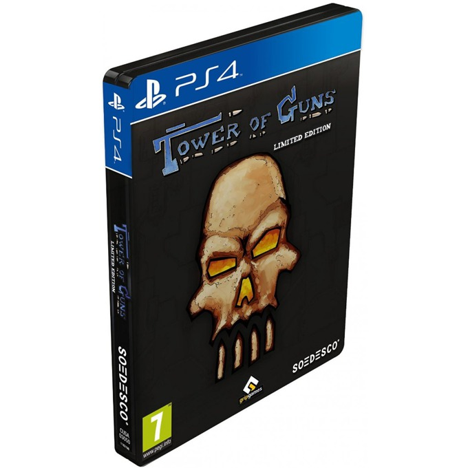 Tower of Guns Limited Edition, за PS4 image