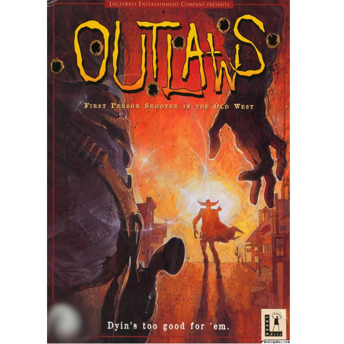 Outlaws, за PC image