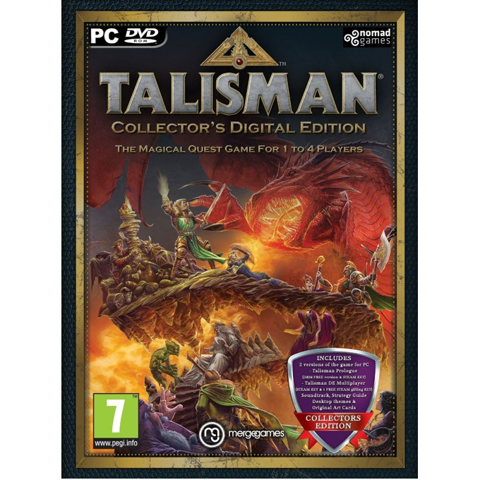 Игра Talisman Collectors Digital Edition, за PC image