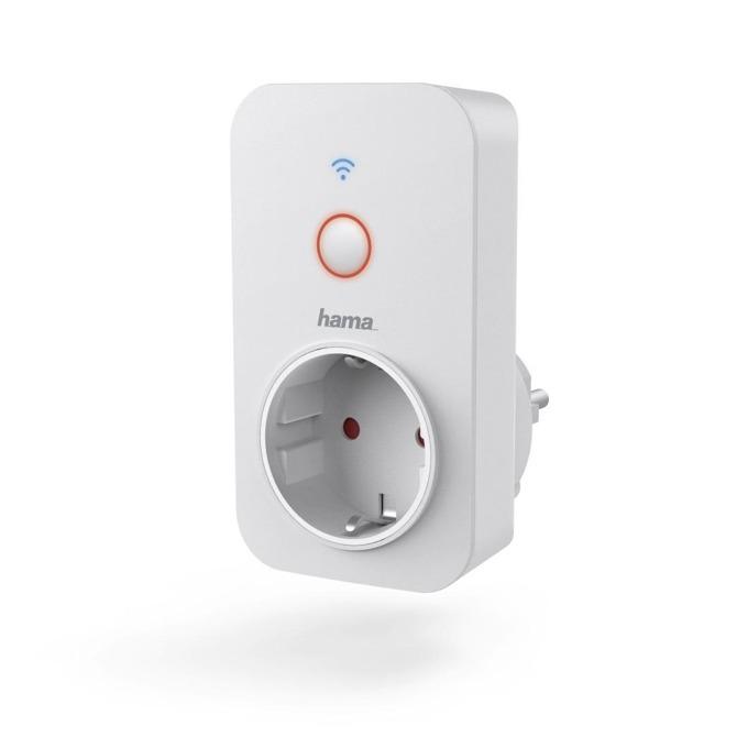 Смарт контакт HAMA 176552, WiFi, 3680W, 1.6A product