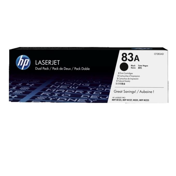 HP 83A (CF283AD) Black product