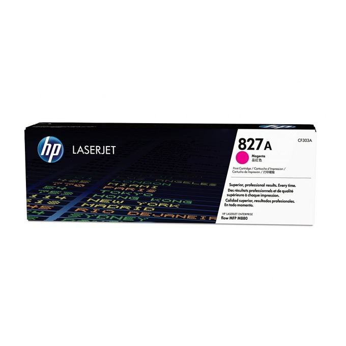 HP 827A (CF303A) Magenta product